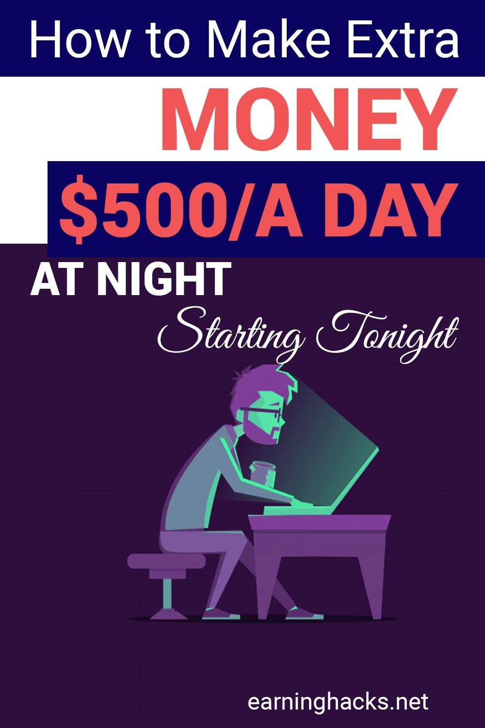 How To Make An Extra $500