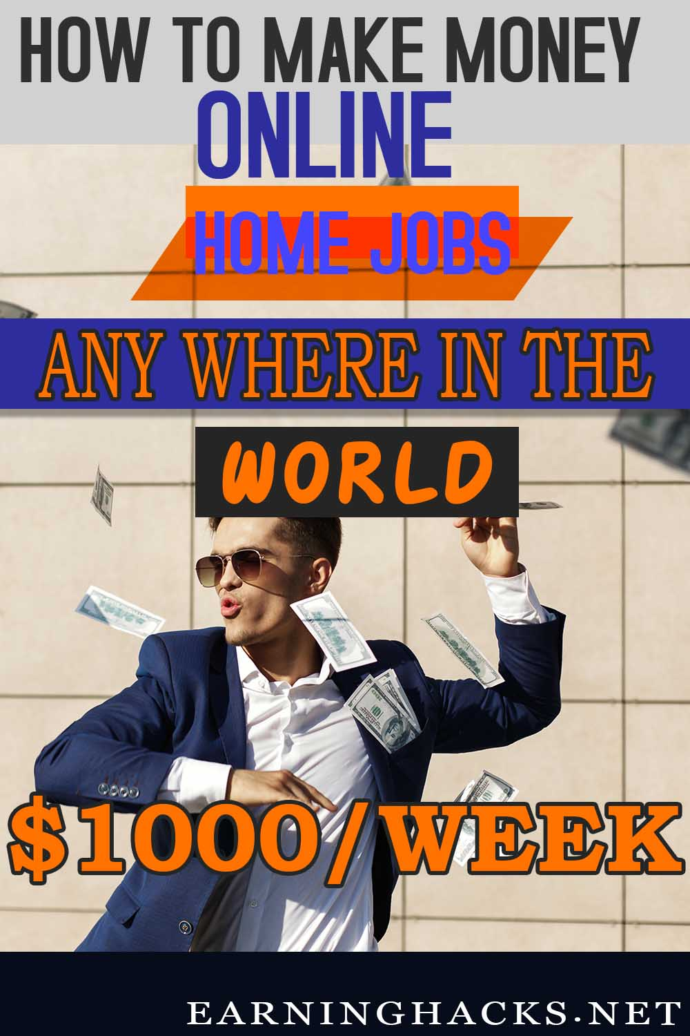 How To Make Money Online (Home Jobs)