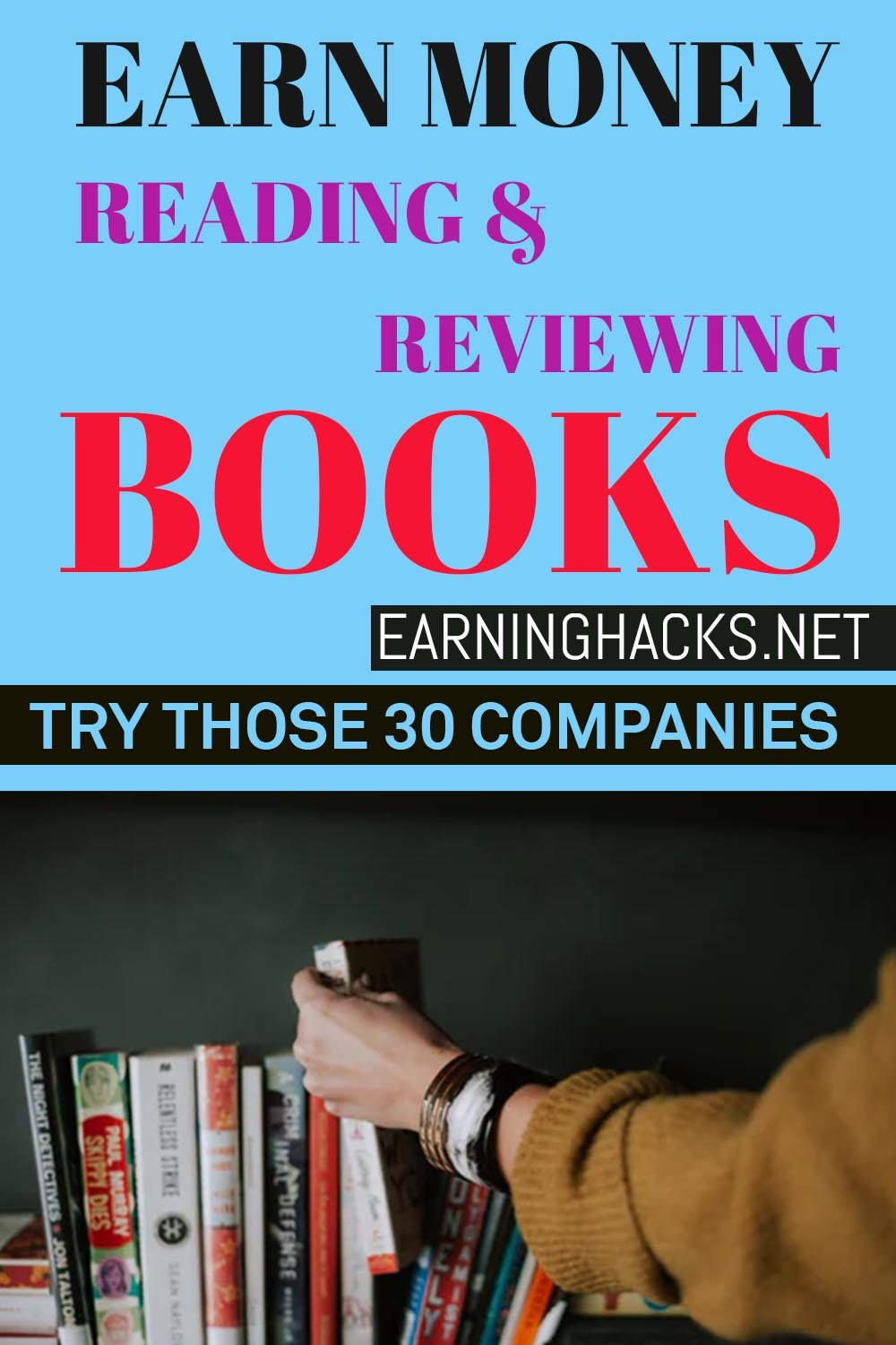 Earn Money Reading And Reviewing Books