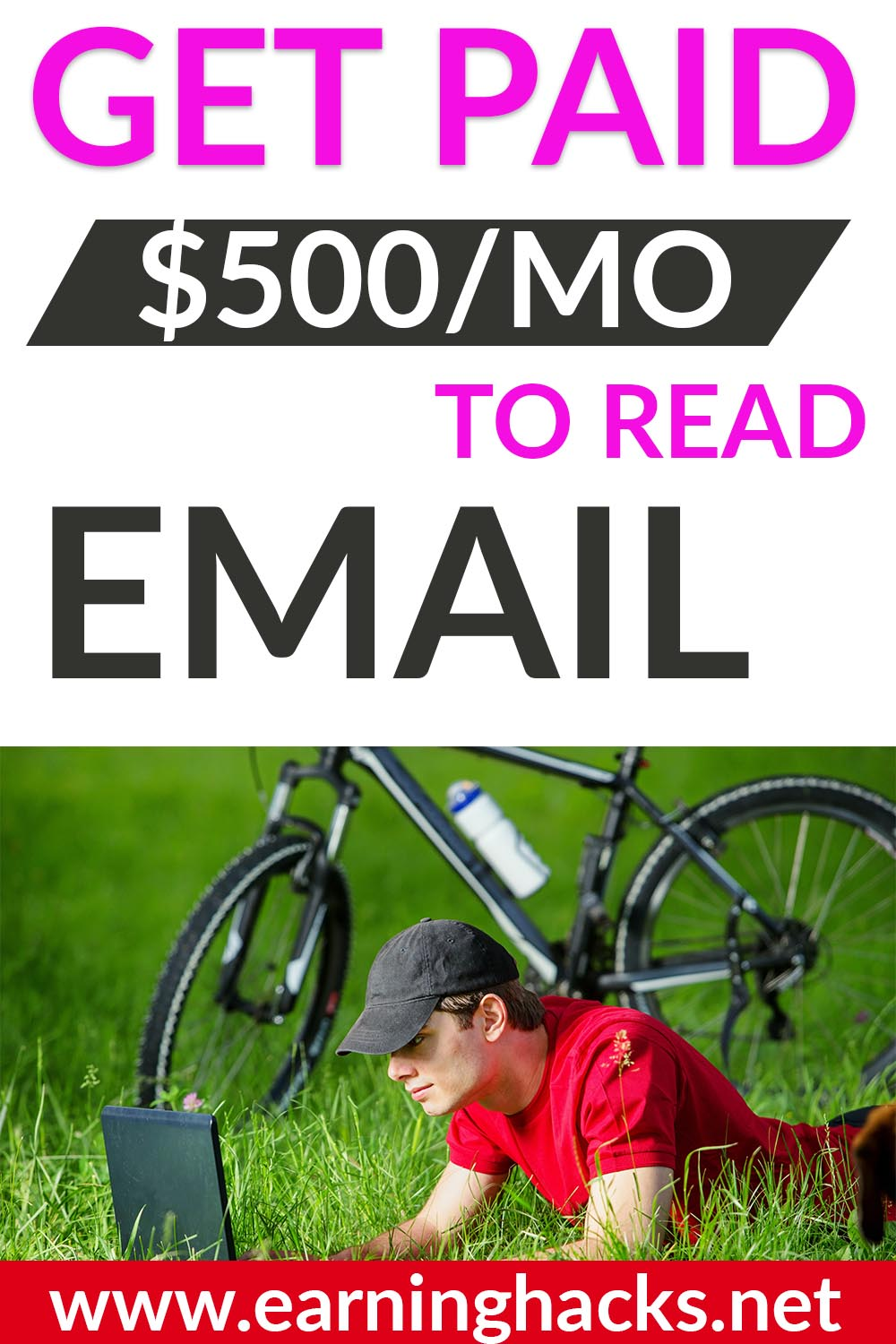 Get Paid $500 Every Month For Reading Email.