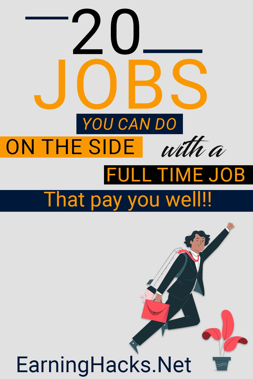 20 Jobs You Can Do On The Side