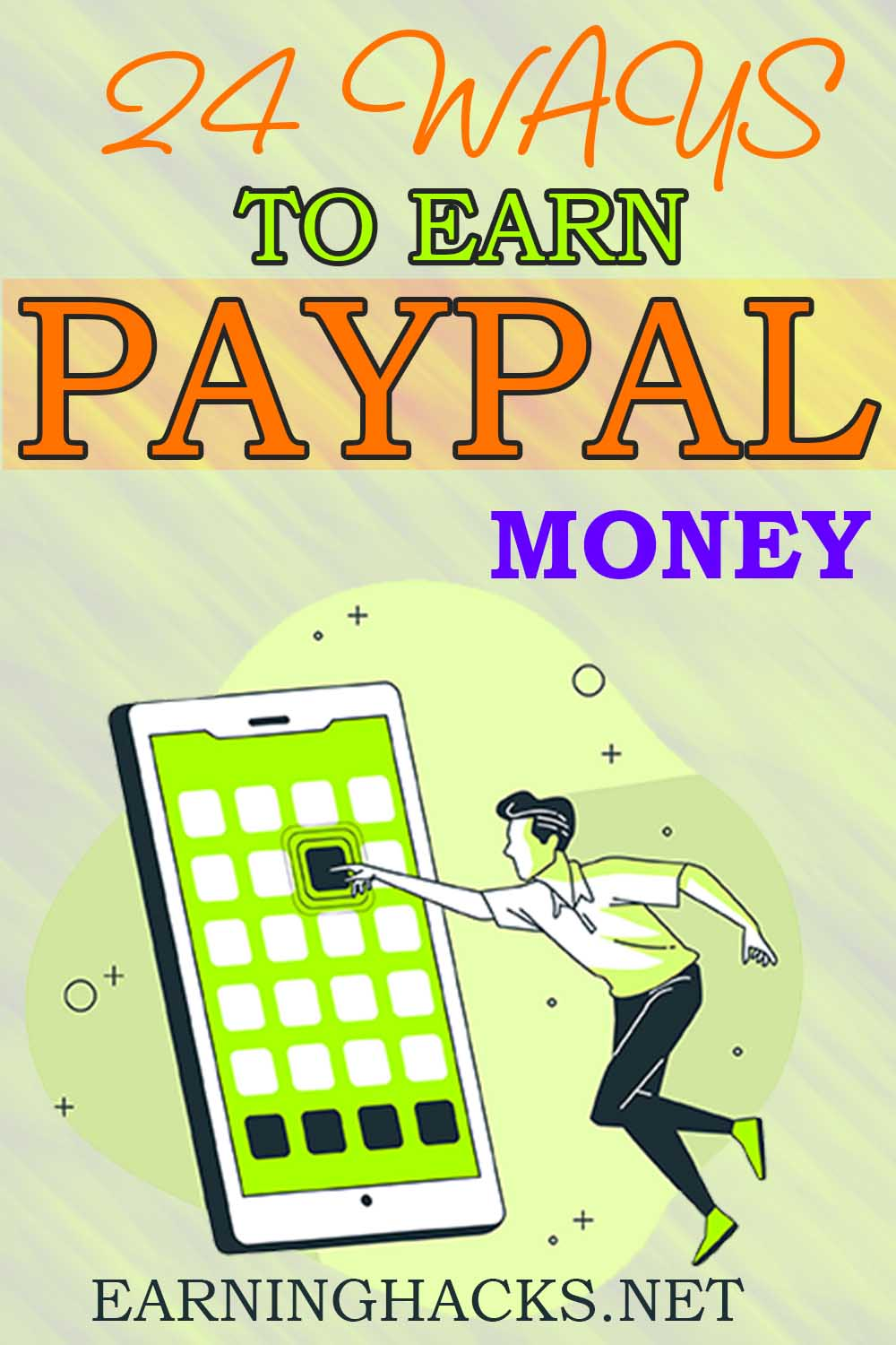 24 Ways To Earn Paypal Money