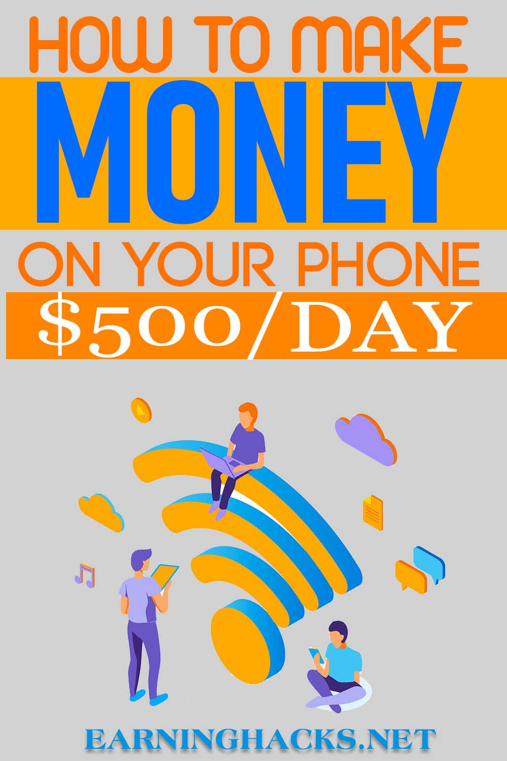 How to Make Money On Your Phone?
