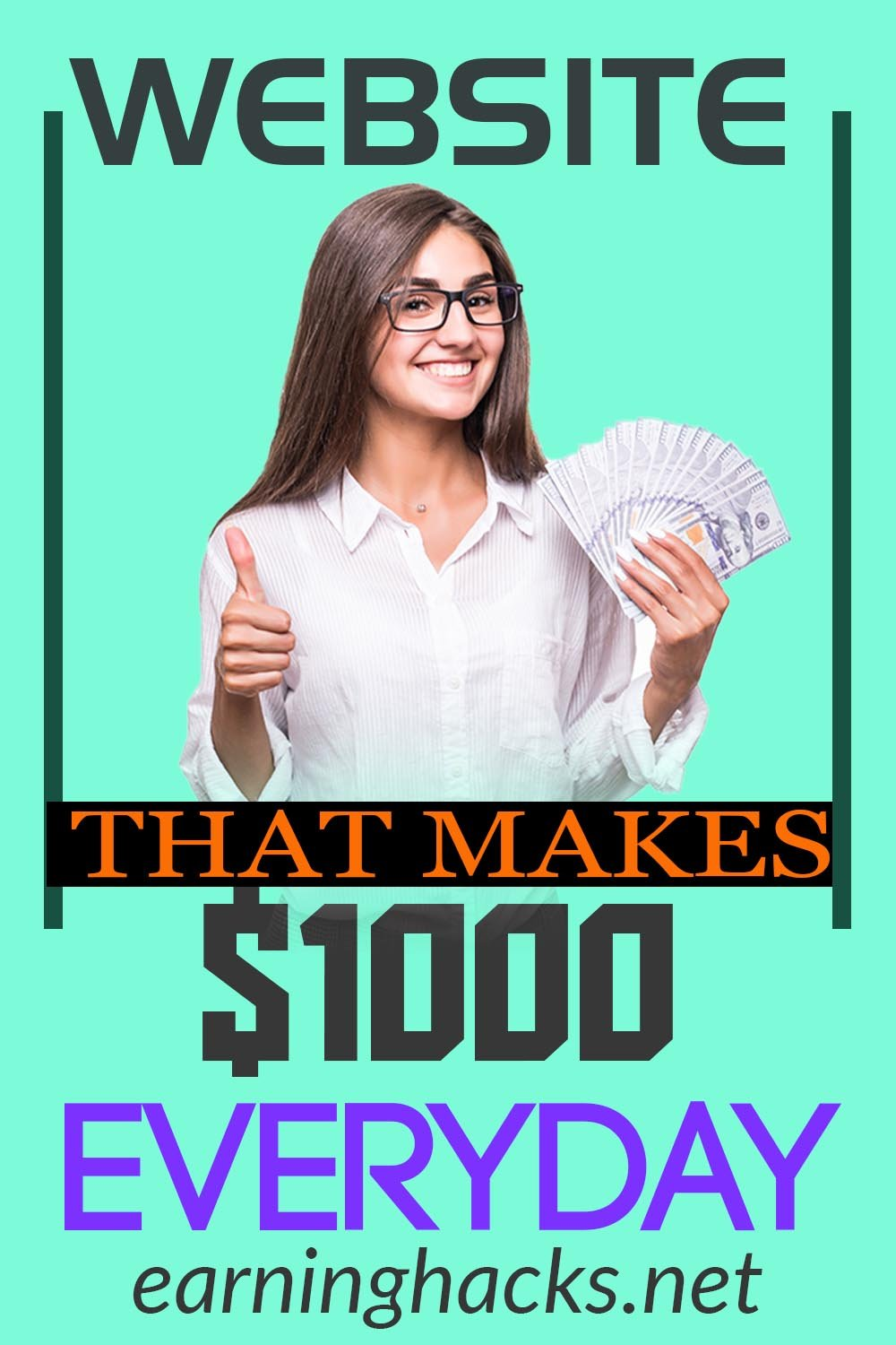 Website That Makes $1000 Every Day